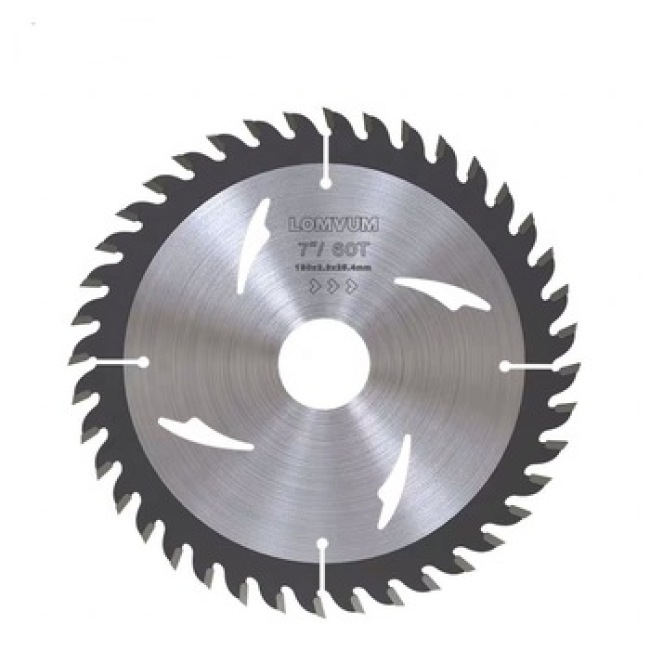 Lomvum Hard Alloy Carbide Tipped TCT Cutting Circular Saw Blades