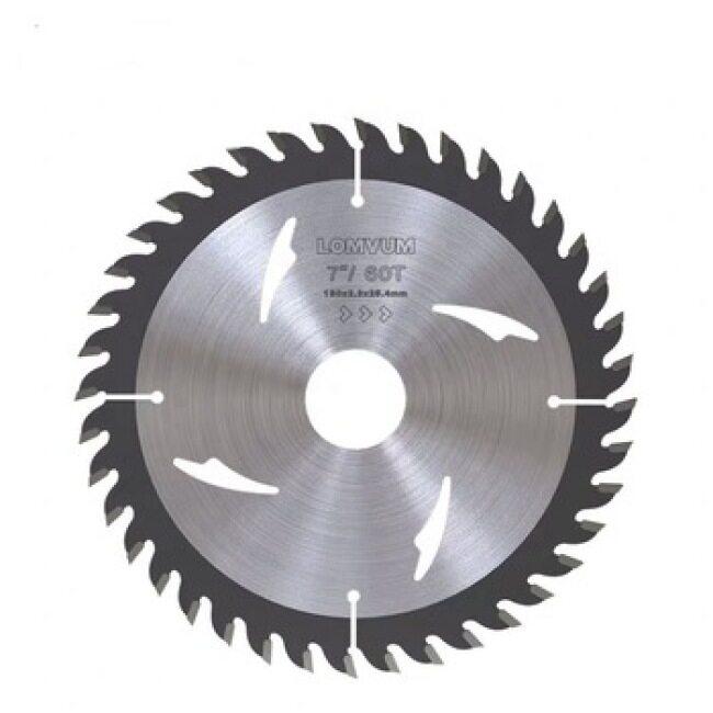 Lomvum Hard Alloy Carbide Tipped TCT Cutting Circular Saw Blades