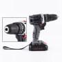 LOMVUM 20V Electric Drills Brushless Motor Cordless Drill Power Drills
