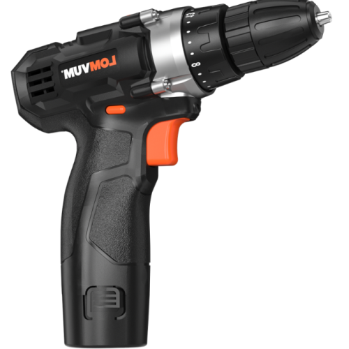 cordless impact drill variable speed with battery power tool set