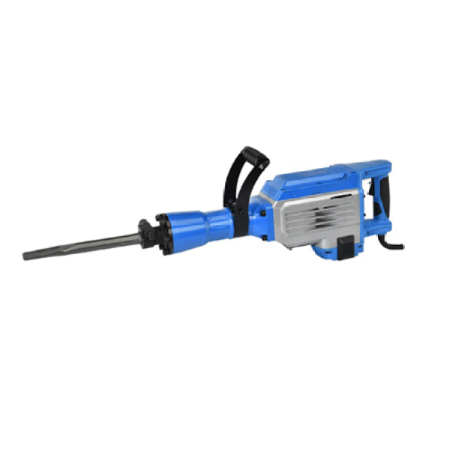 1600W Concrete AC Corded Impact Demolition Hammer Drill