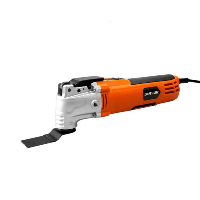 Lomvum 300W Woodwork Multi Renovator Saw Blades Oscillating Multi Tool