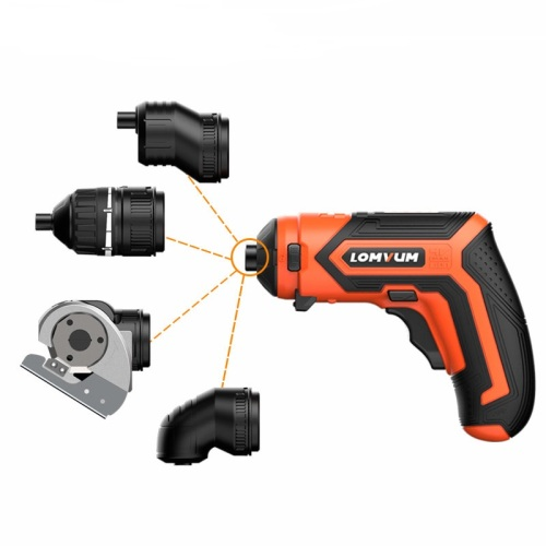 4V Mini Lithium Battery Electric Power Cordless Drill Screwdriver