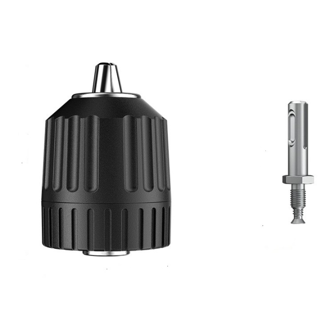 10mm/13mm keyless mini drill chuck for power drills