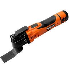 12V Blades Multi Tool Cordless Handhelding Woodworking Renovator Oscillating Saw