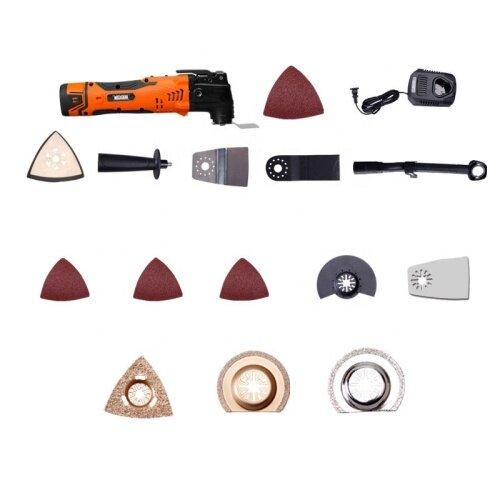 LOMVUM The Electric Renovator Cutter Oscillating Multi Tool
