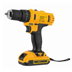 Lomvum Power Tools Variable Speed Portable Cordless Drill 18V