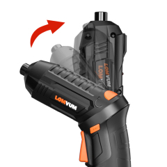 Lomvum Mini cordless screwdriver USB charging Multi functional Drill Household electric  power screwdriver set DIY Tools
