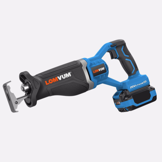 21V Power Tool Hand Holding Woodworking Cordless Lithium Reciprocating Saw