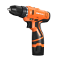Cordless Rechargeable Power Hand Driver Speed Drill With Battery