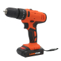 20V lithium rechargeable multi-function electric impact drill without battery and charger