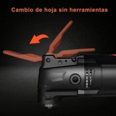 LOMVUM multi-function electric saw multi purpose renovation other power tools oscillating multi tool