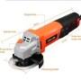 Lomvum angle grinder 100mm electric angle grinder mini angle grinder