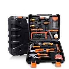 11/40pcs Multi Professional Home Metal Hand Tool Set Household Mini Tool Set