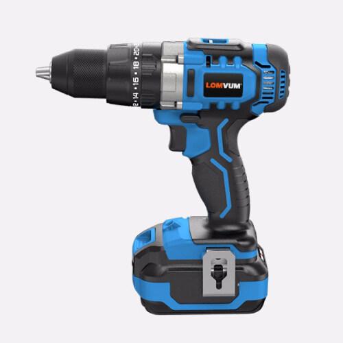 20V Cordless Brush Hammer Drill