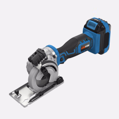 20V Brush Mini Plunge Cordless Circular Saw