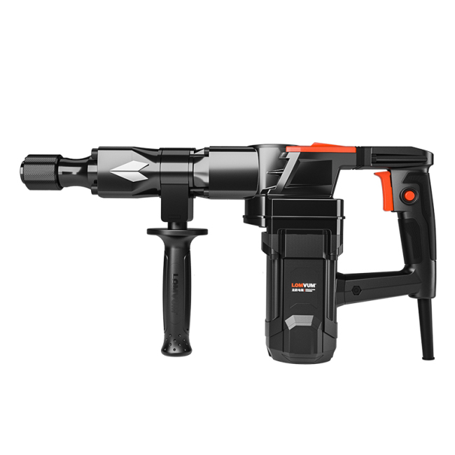 Lomvum Electric Tools 1200W Power Demolition Hammer Drills