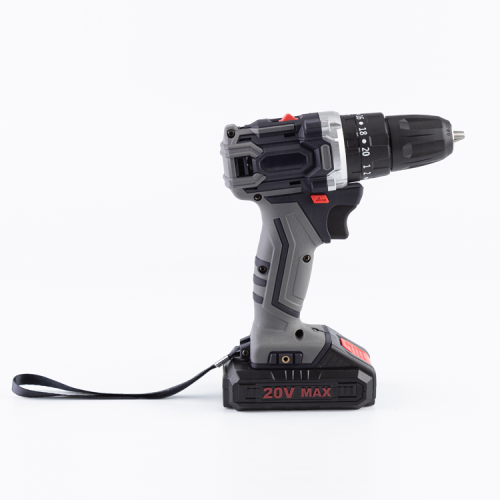 LOMVUM Brushless Electric Drill Screwdriver Drills 2 Lithium Battery Screw Rotary Power Tools