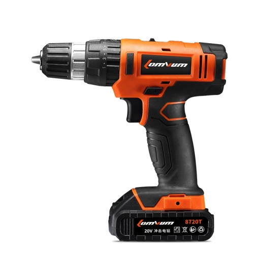 LOMVUM 12V 16V 20V Cordless Impact Screwdriver For Power Tolls Drilling