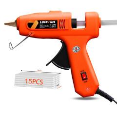 60W 80W 100W Electric Hot Melt Glue Gun with Glue Stick