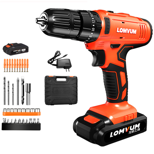 21V Cordless Impact Power Electrical Battery Drilling Machine