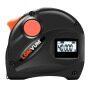 LOMVUM Measuring Tape With Laser Digital Rangefinder
