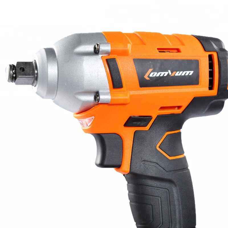 Gold Supplier Brushless Motor Electric Cordless Impact Driver