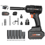 Lomvum 280NM Cordless Electric Impact Wrench Brushless