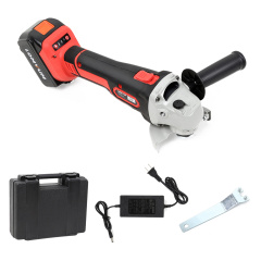 Lomvum 18V 100mm 115mm Brushless Battery Cordless Angle Grinder