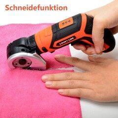 Lomvum  Multi-function Household dc motor cordless screwdriver