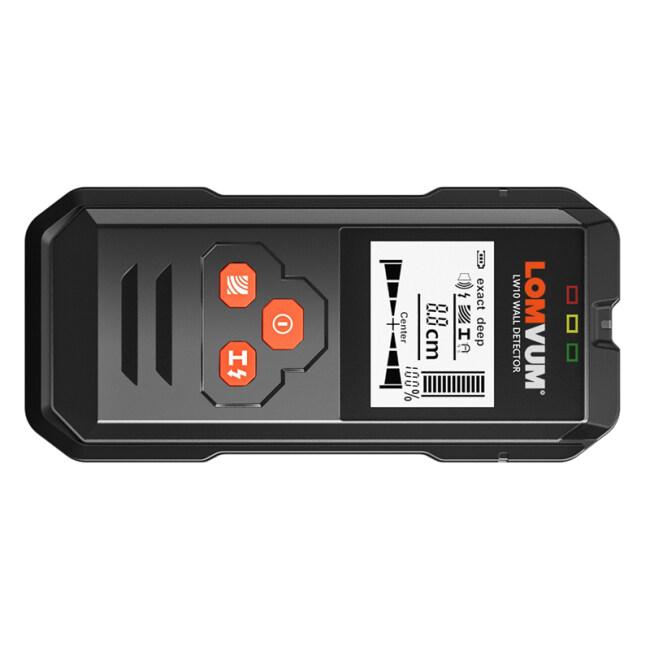 HD Display Finder Cable Wires AC Voltage Metal Detectors 5m Depth