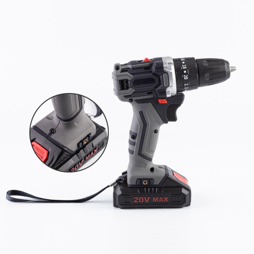LOMVUM 20V Electric Drilling Machine Drills Brushless Motor Cordless Drill
