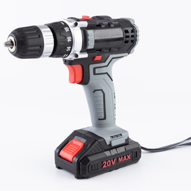 Multi Functional Cordless Drilling Driver Machine and Electric Screwdriver