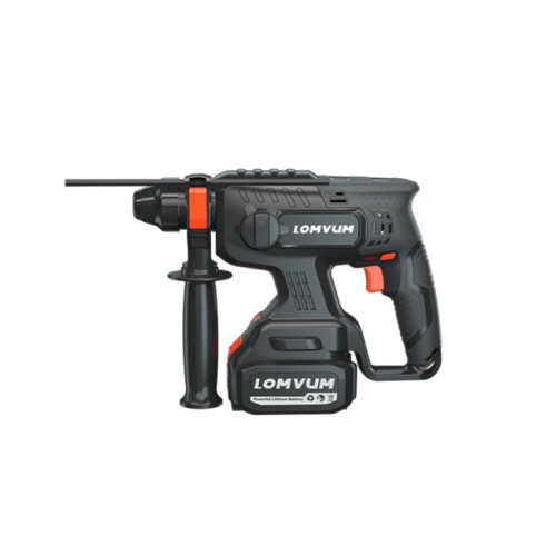 20V Electric Power Cordless Drilling Rotary Hammer Drill Machine