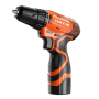 Lomvum lithium cordless screwdriver tools electric rotary hammer drill