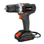 18V Lithium Battery Drill Rechargeable Cordless Drill or 21V Cordless Impact Drill