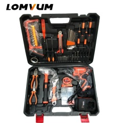 Hand Tool 20PCS QJ Multi Functional Carpenter and Electricians Tool Kit Sets