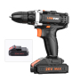 21V Power Tools Electric Brushless Cordless Drill