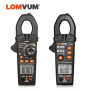 LOMVUM Digital AC DC Voltage Multimeters NCV Non Contact Power Clamp Meter