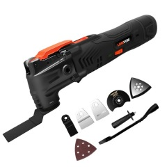 Portable 18v/20v Li-ion Battery Cordless Oscillating Multi Tool
