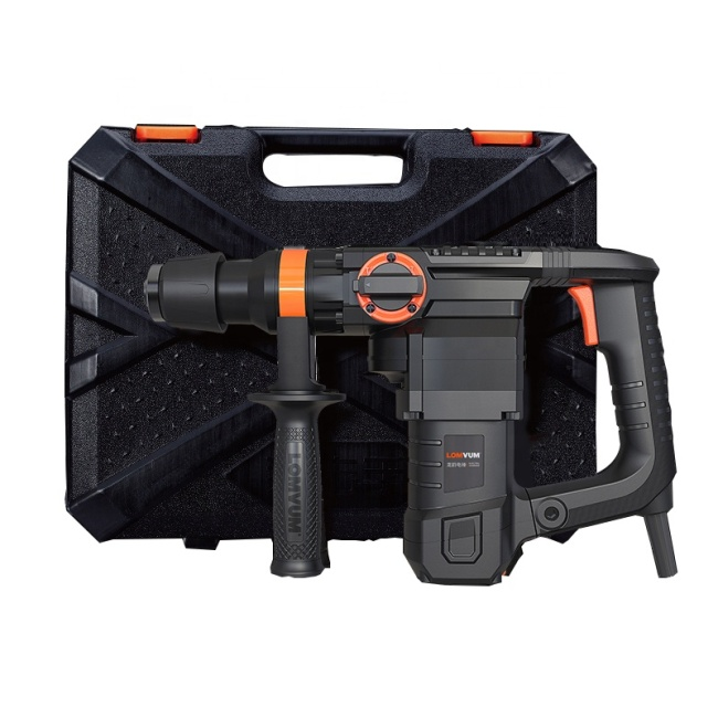 LOMVUM 1200W Power Tools Rotary Hammer Drill Machine