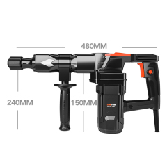 Demolition Equipment Corded Electric Rotary Hammer Drill