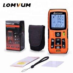 Lomvum LVB120M Hot Sales Cheap Digital Measure tape  Laser Distance Meter rangefinder