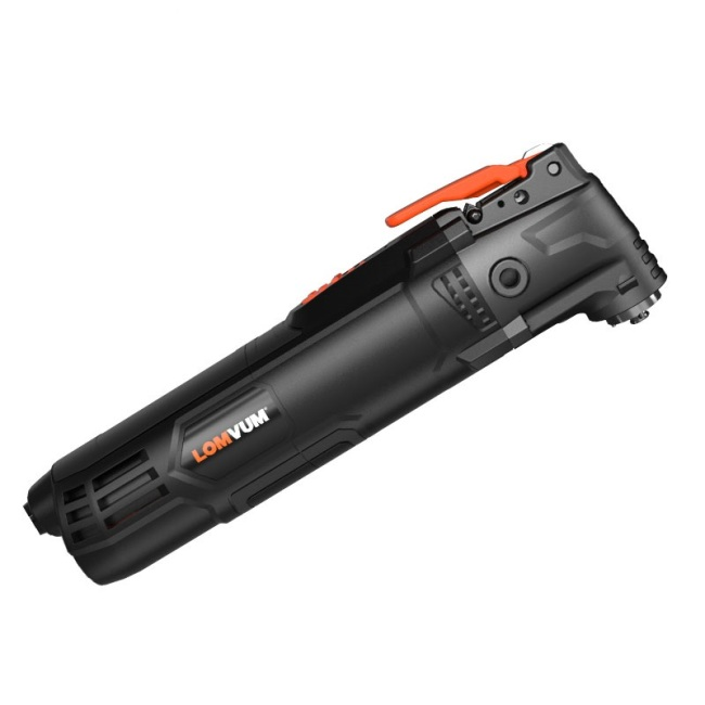 Lomvum variable speed quick change the renovator multi tool with multi-function oscillating