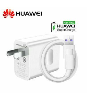 Huawei original charger data cable mobile phone charger charging plug Fast charging|Level 6 energy efficiency|Safety protection|With Type-C cable