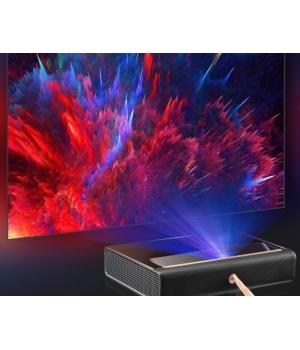 Original Bestseller WEMAX A300 4k Laserprojektor 3840 * 2160 9000 ANSI Lumen ALPD TV Heimkino-Unterstützung 3D mit Lautsprecher