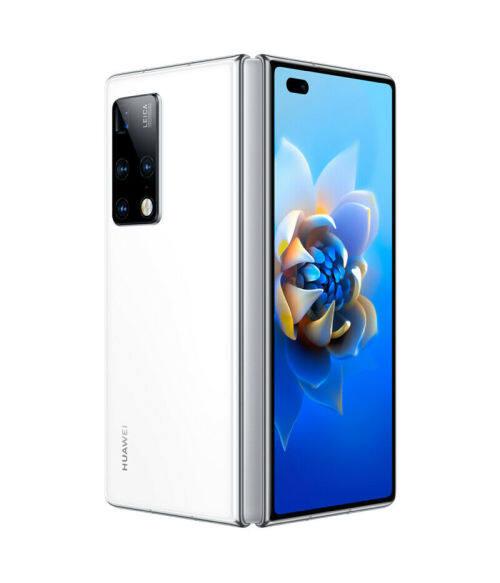 Original Huawei Mate X2 5G Mobile Phone Kirin 9000 Dual SIM 8GB+256GB Octa Core 55W Super Charge Smartphone
