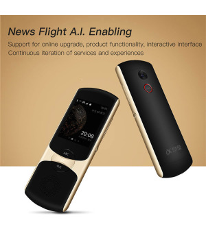 FLYTEK Easy Trans 2.0 Translator 59 Languages AI Translator 13Mp Camera