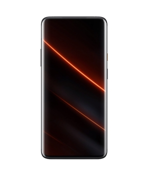 OnePlus 7T Pro 12 GB 256 GB Mclaren Snapdragon 855 Plus SmartPhone 6.67 Zoll flüssiger AMOLED-Bildschirm 90 Hz 48 MP Dreifachkamera NFC
