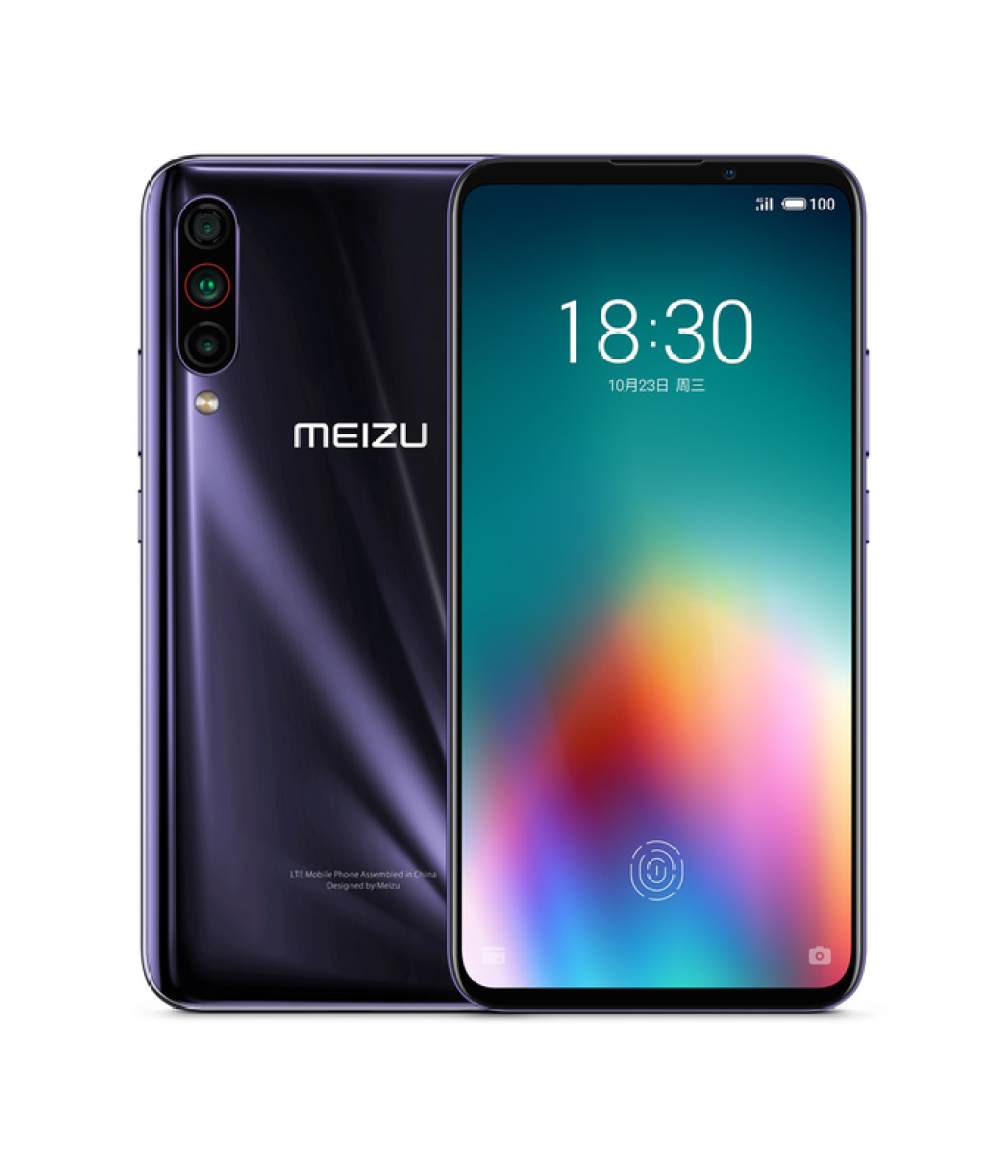 New Arrival Meizu 16T VOLTE 4G LTE 6G 128GB ROM Snapdragon 855 Octa Core 6.5-inch full-edge display | Snapdragon 855 flagship processor | 4500mAh endu